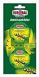 Celaflor Ameisen-Köder, Praktische Köderdose zur Bekämpfung von Ameisen im Haus und auf Terrassen mit schneller und zuverlässiger Nestwirkung, 2 Dosen