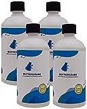 Flabzo Reg.465608931 4x500ml Buttersäure *Gebrauchsfertig* Seit 2009 Made by Karbid 24 (2000mI)